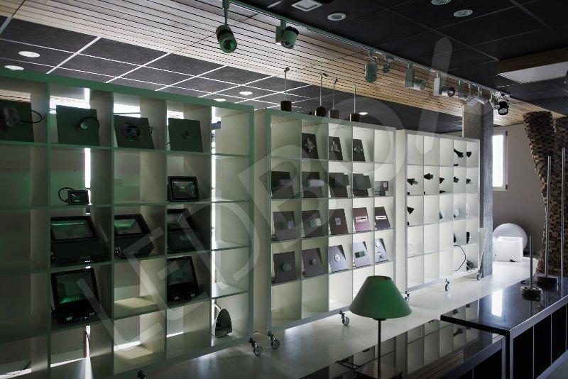 Showroom ledbox con todos sus productos de iluminaci n led - Articulos de iluminacion ...