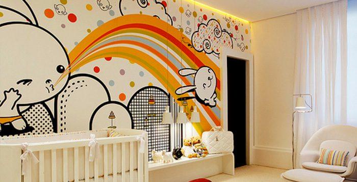Iluminaciu00f3n para un dormitorio del bebu00e9 : Ledbox News