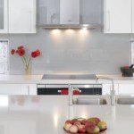iluminación led gabinetes de cocina