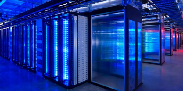Facebook datacenter led