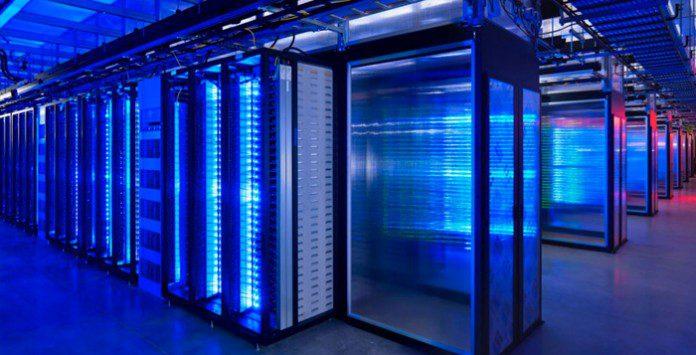 Iluminación led datacenter