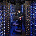 iluminacion led data center google