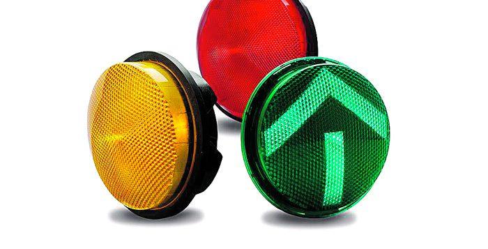 Iluminación led semáforos