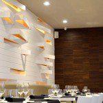 Iluminación led restaurantes