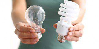 Diferencias bombillas no led