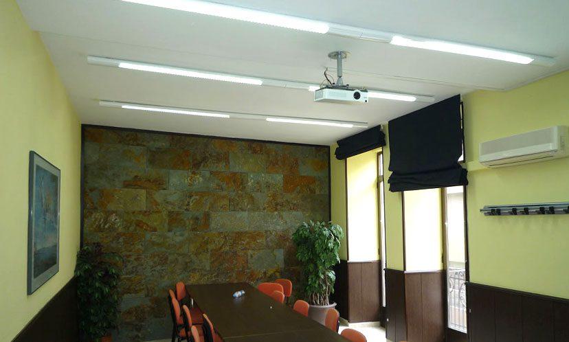 Academia Mester iluminación Led