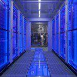 Facebook LED Data Center.