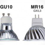 Bombillas led MR16 GU10