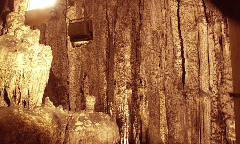 Proyecto Led Cueva de Artàn - Mallorca