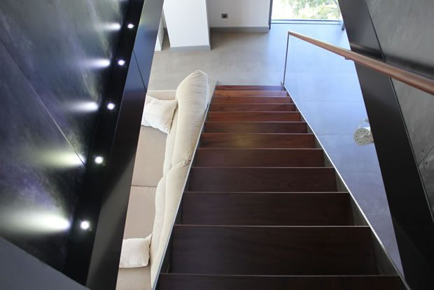 Led loft cronos proyecto4 ledbox news - Escaleras con led ...