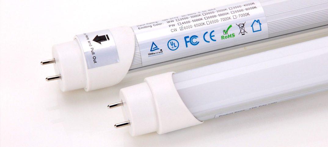 C mo sustituir tubos fluorescentes por tubos led ledbox news - Cambiar fluorescente por led ...