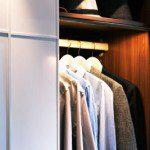 Consejos de Iluminación interior de armarios roperos