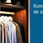 Iluminación de armarios con iluminación LED