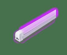 Tubos LED para alimentación