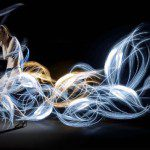 Light-Painting en moda