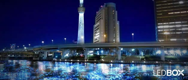 Tokyo Hotaru 2012 festival