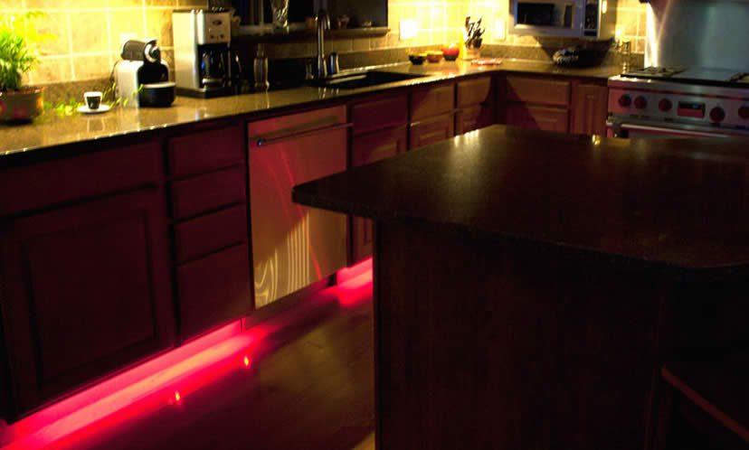 Perfil aluminio para tiras LED