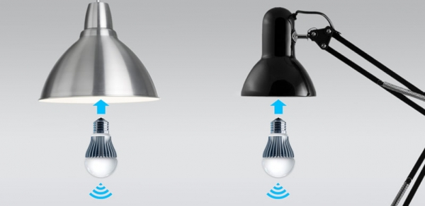 Bombillas LED WI-FI