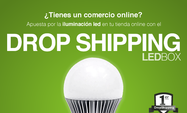 Drop Ship de iluminación y decoración led