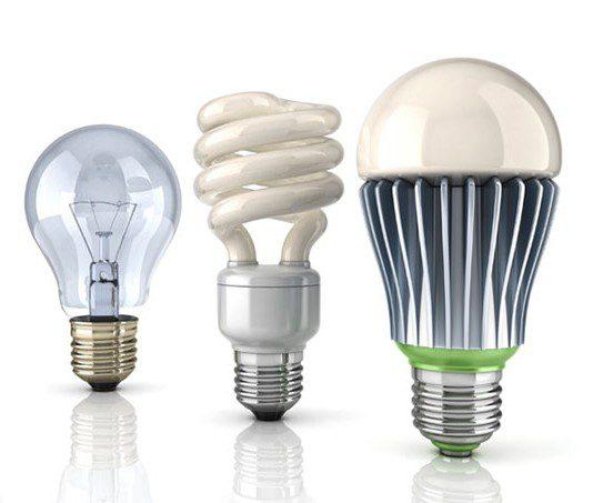 Comparativa iluminación led