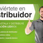 Conviértete en Distribuidor de iluminación LED de la mano de LedBox