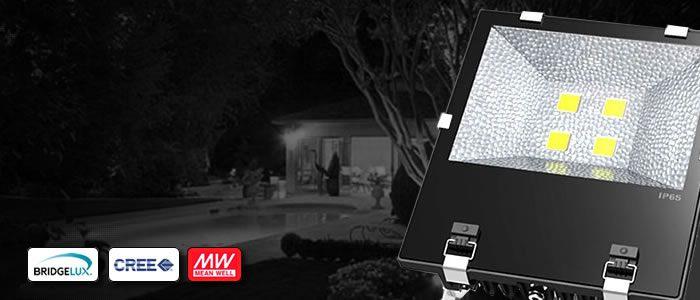 Proyectores led cree la soluci n m s eficaz y brillante - Proyectores led exterior ...