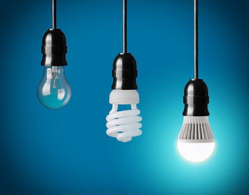 Ahorro iluminacion led