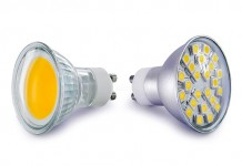 Diferencias entre LED COB, LED SMD y MICROLED