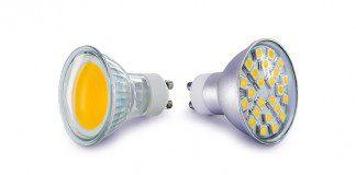 Diferencias entre LED COB, LED SMD y MICROLED