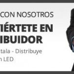 distribuidor iluminacion led