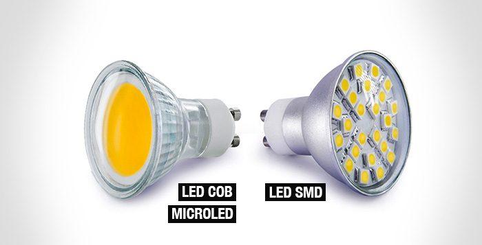 ledCOB microled ledSMD