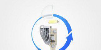 Gestión térmica en las luminarias LED