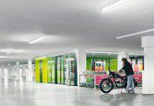 Amortización y costes iluminación led en parking