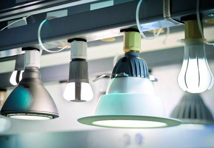 Resultado de imagen para lamparas con led