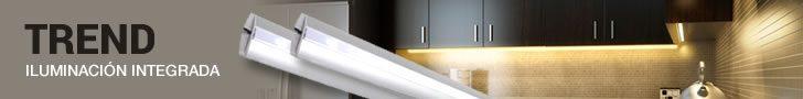 Iluminacion integrada led