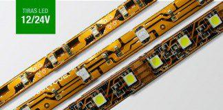Diferencias entre tiras led SMD3528, SMD3014 y SMD5050