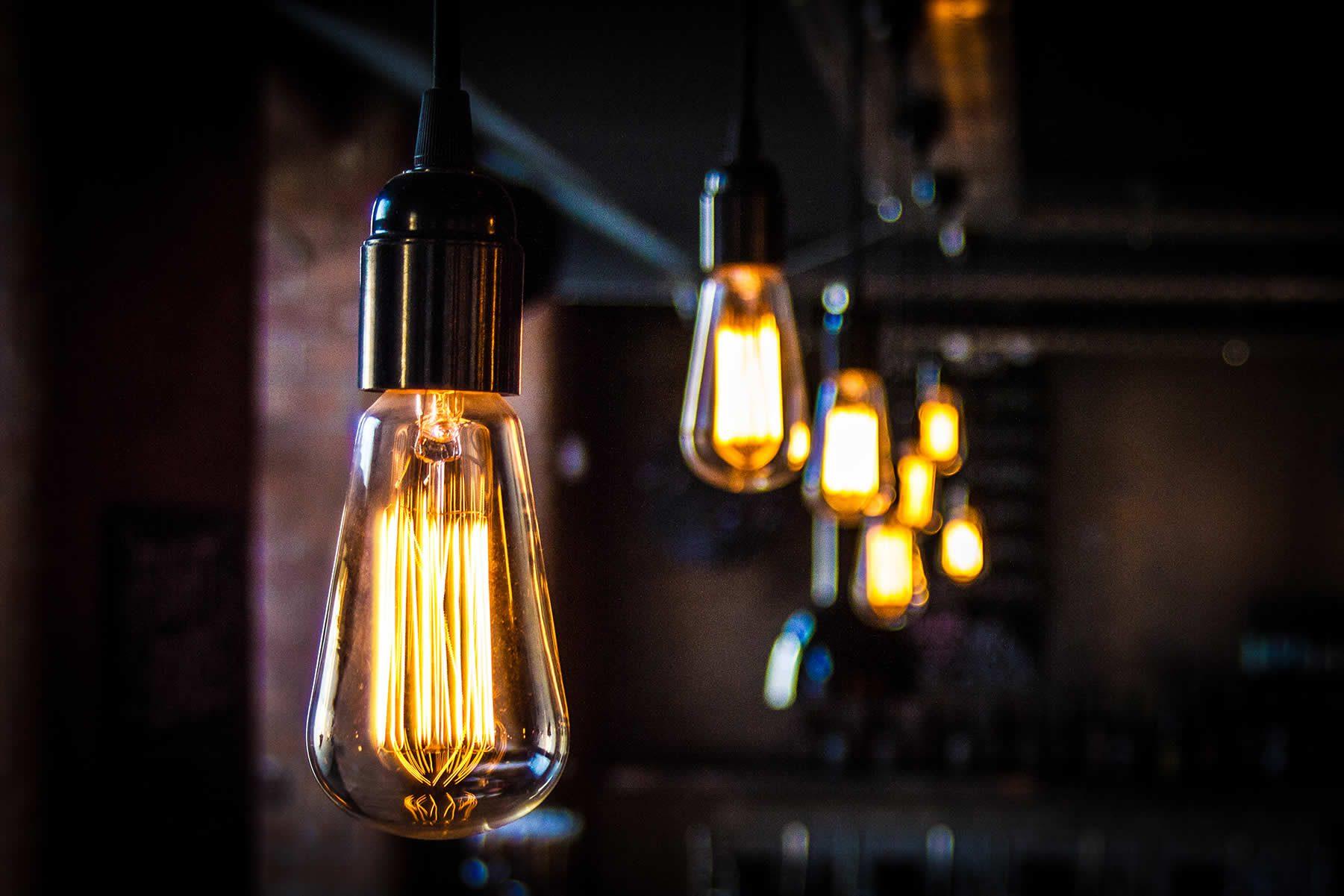 Bombillas LED de filamentos de aspecto retro e incandescentes : Ledbox ...
