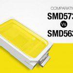 comparativa SMD5730 SMD5630 led