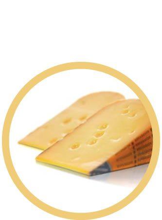 Colores iluminacion led quesos