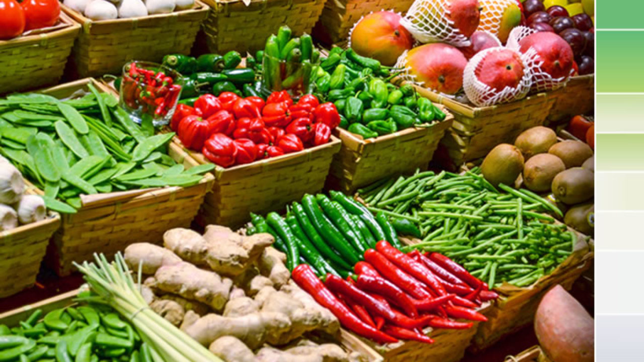 Iluminación Led De Frutas Y Verduras Comercios Ledbox News