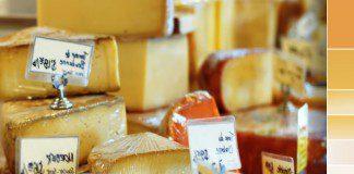 Iluminación led para quesos y fiambres