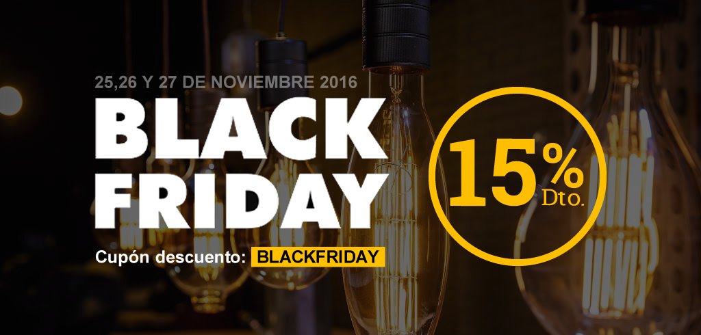 Black Friday iluminación led