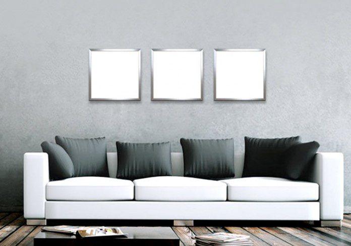 Como instalar paneles led