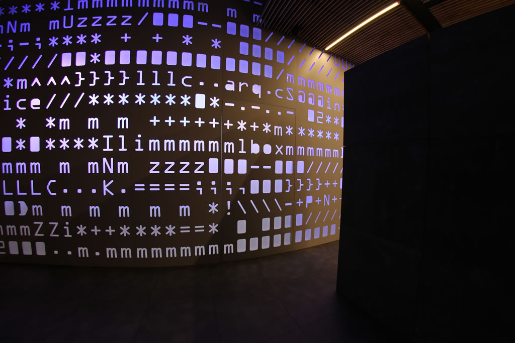 Estudio de iluminación técnica LED - interior
