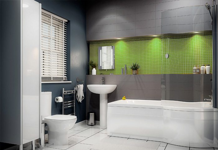 Grados de protección (IP) en baños | Ledbox News