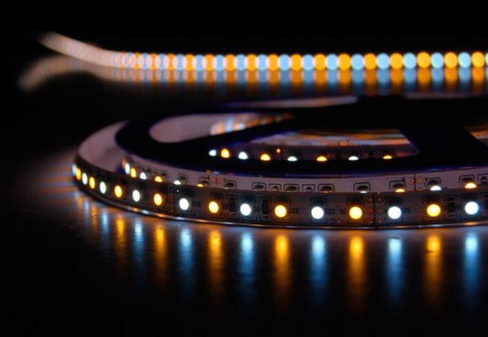 Instalaci n de tiras led blanco dual ledbox news - Tiras led navidad ...