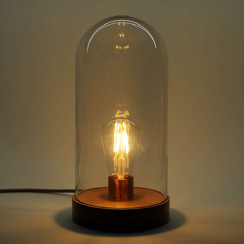 Fanal decorativo LED BELL JAR 330, 8W, regulable