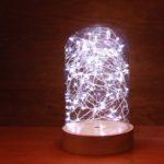 Fanal decorativo LED BODE, regulable