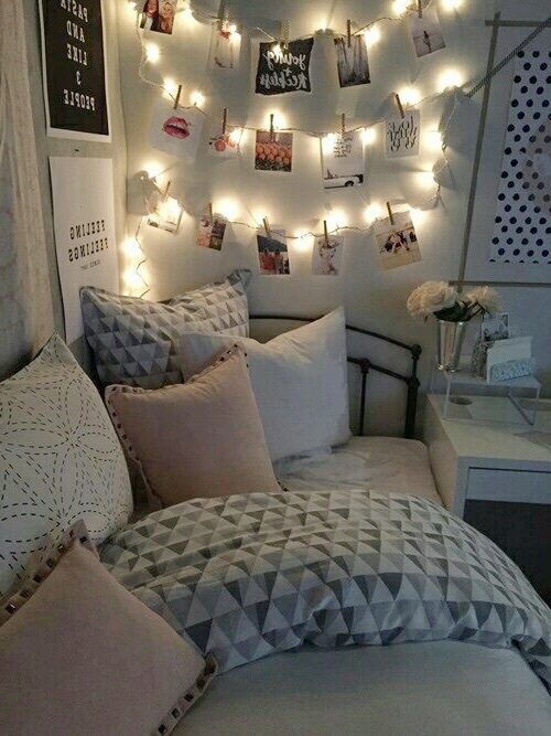 Decorar un dormitorio juvenil con luces LED | Ledbox News