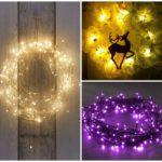 4 ideas para decorar tu casa con guirnaldas LED esta Navidad 2